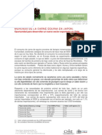 Carne Equina en Japon - Consejeria Agricola Del Chile en Japon - 2010