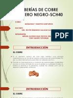 Expo Tuberías de Cobre y Acero Negro Final