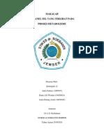 MAKALAH Anatomi Organel Sel Metabolisme[1]