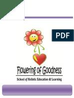Flowering of Goodness - Essence