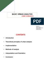 Book Review-urban Analysis by Gerrit