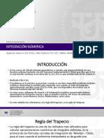 Presentacion de Integral Numerica