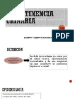 INCONTINENCIA-URINARIA EXPOSICION
