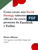 Come Creare Una Social Strategy