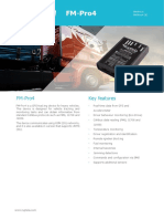 En FM-Pro4, Pro4 3G Datasheet