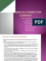 American Connector Company_abridged