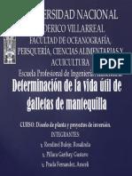 ELABORACIÓN DE GALLETA