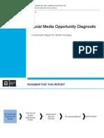 CEC Social Media Maturity Diagnostic