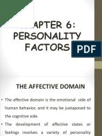 Personality Factors Pp t
