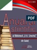 Anuar Științific Nr. 5