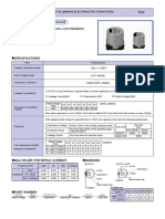 Rubycon Al Eectrolytics datasheet
