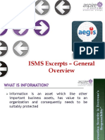 ISMS Excerpts - General Overview (3)