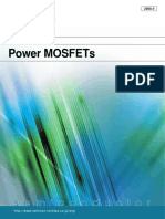 Toshiba Power MOSFETs