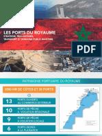 Presentation Ports Du Maroc 2016