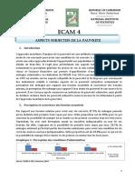 Aspects Subjectifs de La Pauvrete ECAM4