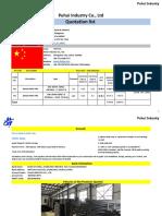 HDPE proposal