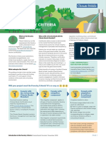 CBI Forestry Criteria Nov 2018