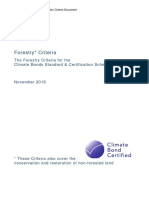Forestry Criteria Document_November 2018