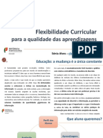 Apresentacao AFCD FlexibilidadeCurricular Set Out 2018