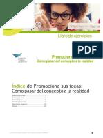 Workbook Vender La Ideas