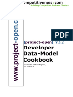 PO Dev Data Model Cookbook.060927