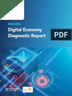 Nigeria Digital Economy Diagnostic Report