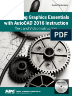 Engineering Graphics Essentials With AutoCAD 2016 - Instruction