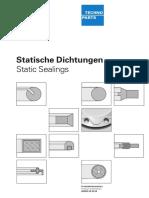 Statische Dichtungen