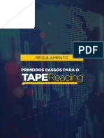 Curso de Reforço Tape Reading