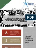 Guia Docente Movilizaciones Sociales Cesist