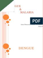 Dengue & Malaria
