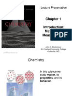 Chemistry The Central Science Ch01