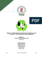 Proyecto de Aula Del Reciclaje