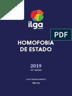 ILGA Homofobia de Estado 2019 Mobile