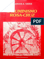Frances A. Yates - O Iluminismo Rosacruz