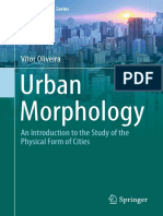 (The Urban Book Series) Vítor Oliveira (auth.) - Urban Morphology_ An Introduction to the Study of the Physical Form of Cities-Springer International Publishing (2016).pdf