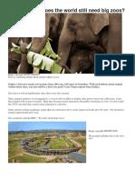 Sydney Zoo BBC Dec 2019