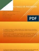 Mecanismo Fisico de Radiacion