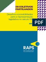Mandatos Coletivos e Compartilhados RAPS 2019