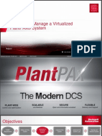 Rockwell Automation TechED 2017 - PR09 - Deploy and Manage a Virtualized PlantPAx System