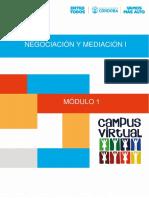 Manual Teórico de Conceptualización de La Negociación