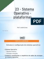 UFCD 0823 - Sistemas Operativos