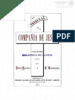 El Tribunal de La Compañia de Jesus_imprimir_xalfaroymanrique_mx1874
