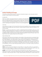SeafoodHealthFacts Seafood Safety Pc Handling