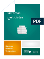 Sistemas Partidistas