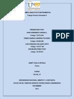 Informe Practico Final Química Analítica unad