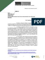 Documento de la Superintendencia del Mercado de Valores a Credicorp