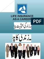 U Life Insurance Career