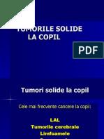 Tumori solide