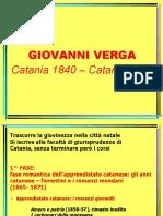 Giovanni Verga top